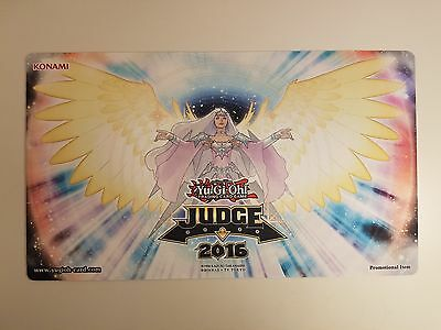 Yu-Gi-Oh Judge Rubber Playmat 2016 KDE-US Beatrice Lady of the Eternal Rubber Pl