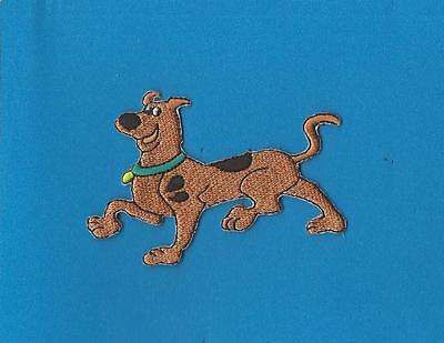Scooby Doo Iron On Embroidered Hat Jacket Hoodie Patch Crest B