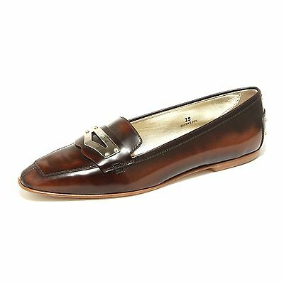 Scarpa 's 43109 Women Tod Mocassino Shoes Loafer Ballerina Donna 1t1qIwOUx