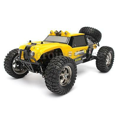 HBX 1/12 2.4Ghz 4WD RC Car Truggy Thruster Off-Road Desert Truck Two Speed Model
