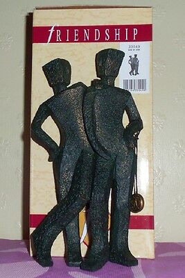 Side By Side - Friendship Sculpture 33049 - Friendship Mates / Couple- Bnib