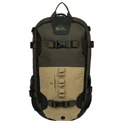 Quiksilver Oxydized Tailored Forest Night 16 Liter Csno Rucksack Neuware