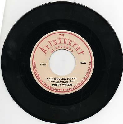 Muddy Waters - You're Gonna Miss Me / I Can't Be Satisfied - Killer Blues Bopper