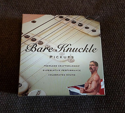 "Bare Knuckle ""Mother's Milk"" Pickups Calibrated Set"