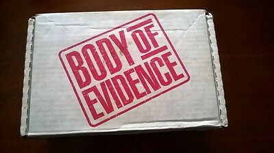 Madonna Passion Pack PROMO Body of Evidence Rebel Heart