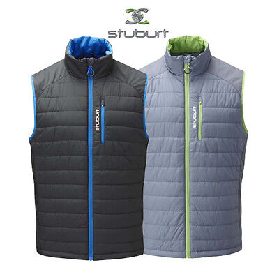 Stuburt Sport Tech Gilet, Padded , Windproof & Thermal , Great for Golf New