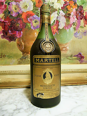 COGNAC - OLD COGNAC MARTELL MEDAILLON V.S.O.P. OLD TYPE ANNI 60 = 40°- 70 cl.