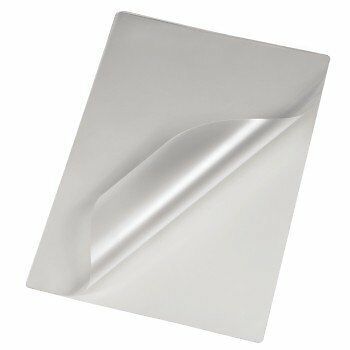 Tyh Supplies 5 Mil 5x7 Hot Clear Glossy Thermal Laminating Pouches Laminat...NEW