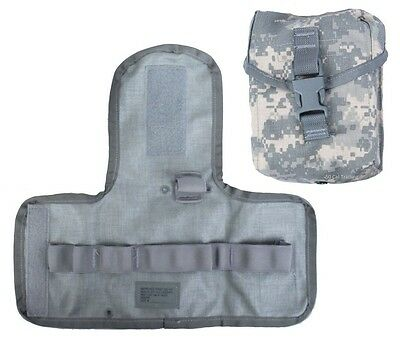 MILITARY USGI ACU IFAK Pouch & Insert  IMPROVED FIRST AID KIT (IFAK) POUCH