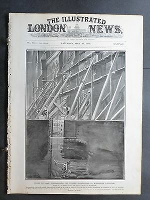 1906 Illustrated London News- Colonel Driscoll's Beaumont AMAZONS Natal IMPANZA