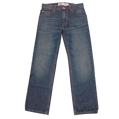 NEW Levi's 505 Boys Regular Straight Leg Jeans - VARIETY