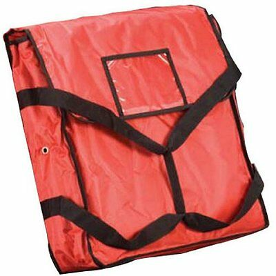 American Metalcraft PBDX1805 18 x 18 Deluxe Pizza Delivery Bag