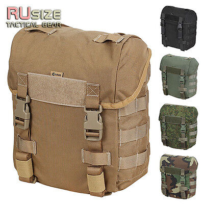 Tactical Butt Pack Pouch v.2 for Luggage MOLLE/PALS Bag Utility Universal Case