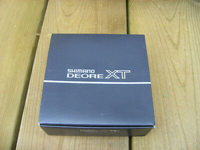 One Nos Shimano Deore Xt 8 Speed Cassette, Cs-M737, 11-28,  Brand New In Box.