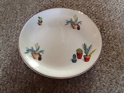 Alfred Meakin Cactus Small Side Plates