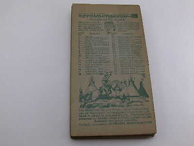 Book Four 28 Injun-uity Straight Arrow Cards 1952 Nabisco Series Cereal