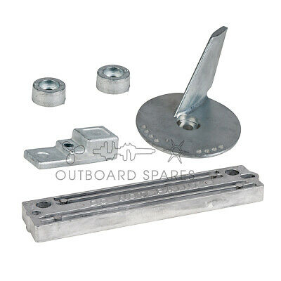 Suzuki Anode Kit for 90, 115, 140hp Outboard