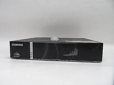 DIGIMERGE DH100 SERIES DVR CCTV Video Security Products BLACK
