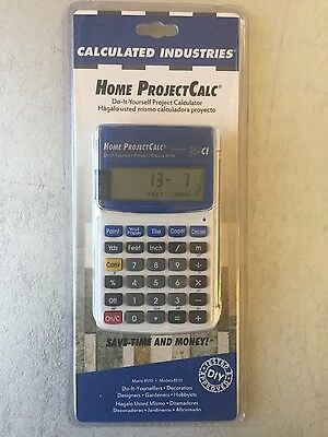 Calculated Industries DIY Home Project Calculator (8510)