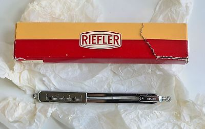Riefler Dividers (Brand New in Box) with Matching Needle Cover
