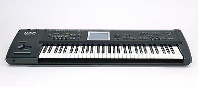 RARE : KORG TRITON Extreme  61 Synthesizer Black Limited in excellent Condition