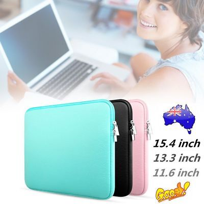 Laptop Sleeve Case Bag Pouch Storage For Mac MacBook Air Pro 11 13 15 inch NEWGC