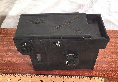 LEICA LEITZ Agfa Rondinax 35 U Daylight Developing Tank 35mm Film Bakelite TEOOH