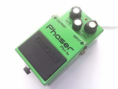 Boss PH-1r Phaser Guitar Effect Pedal made in JAPAN free shipping