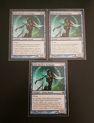 Glen Elendra Archmage - Eventide - MTG Magic the Gathering - NM