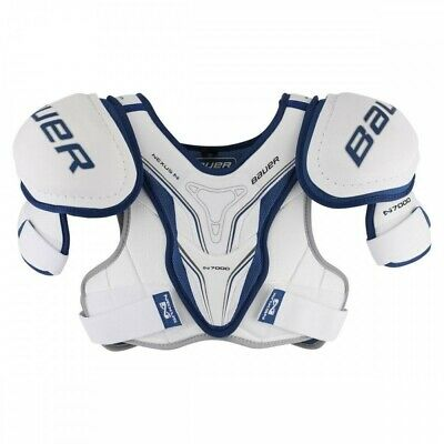 Bauer Nexus N7000 Ice Hockey Shoulder Pads - Junior & Senior Sizes
