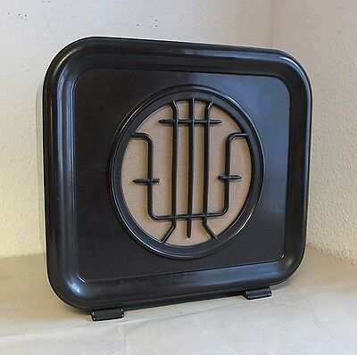Antik Art Deco Bakelit Radio - Lautsprecher Saba antique bakelite loudspeaker