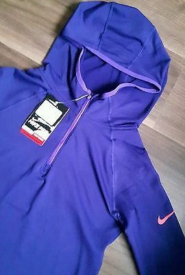 Nike PRO HYPERWARM Fitted 3.0 Half-Zip Girls Hoodie Size 13-15yrs(156-168cm)