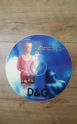 """Madonna The Woman In Red 12"""" Vinyl Picture Disc Very Rare!"""