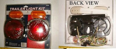 Complete Trailer Light Kit, Wholesale, Free Shipping !!!
