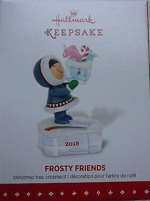 Hallmark 2015 Frosty Friends~36th in Series