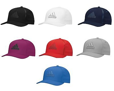 Adidas Tour Delta Textured Hat Mens Fitted Cap - New 2017- Pick Size & Color!
