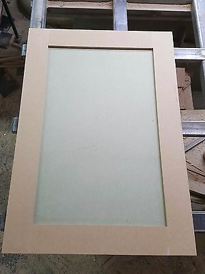 Hand Made Replacement Kitchen Doors Moisture Resistant MDF Ref: Cabinets