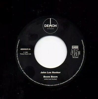"John Lee Hooker 7"" 2-Sider Mint R&b Mod Twisted Wheel Northern Soul 45 Free Uk P"