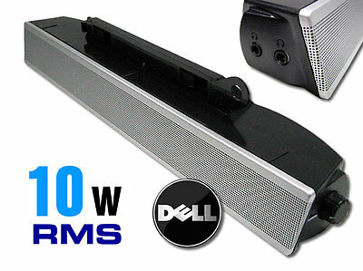 DELL AS501 Sound Bar Speaker for Ultrasharp LCD NEW Wholesale Lot of 15 Units