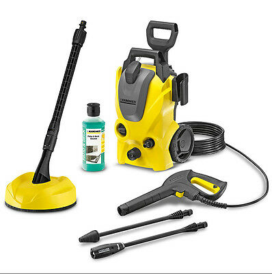Karcher K3 Premium Full Control Home Pressure Washer Package with Patio Cleaner