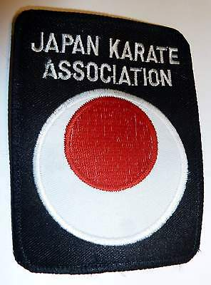 Clearance Offer: karate embroidered badge/patches, ex- showroom samples