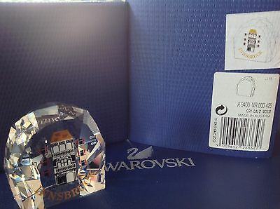 Swarovski 2017 AUSTRIA Exclusive GOLDEN ROOF of INNSBRUCK PAPERWEIGHT (RARE)