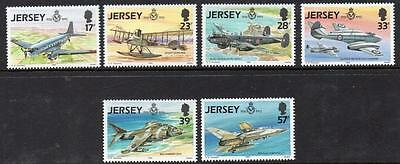 Jersey MNH 1993 75th Anniversary of the RAF