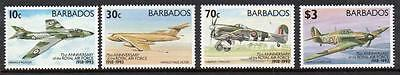 Barbados MNH 1993 75th Anniversary of the RAF
