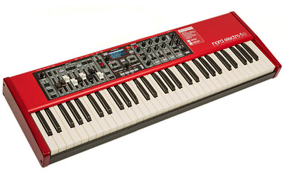 Clavia Nord Electro 5D 61 Keyboard Synthesizer