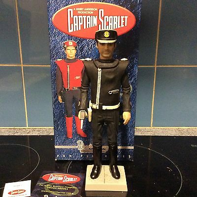 Robert Harrop CAPTAIN SCARLET CSF02 CAPTAIN BLACK NEVER DISPLAYED