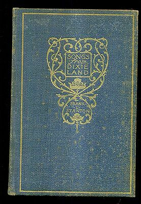 1900 Songs From Dixie Land by Frank L. Stanton First Edition
