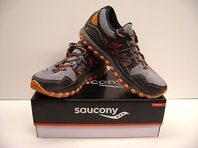 Saucony XODUS ISO Men's TRAIL Running Shoes Size 8 USED