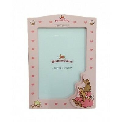 Brand New BUNNYKINS by ROYAL DOULTON Photo Frame BNWOB