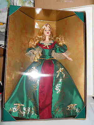 Barbie HOLIDAY TREASURES #2 2000 Collectors Club NRFB